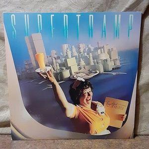 "Supertramp ""Breakfast In America"" Vinyl LP Album"